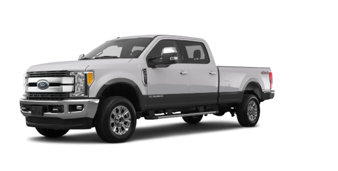 2017 Ford Super Duty F-250 LARIAT | Photo 6 | White Platinum Metallic/Magnetic
