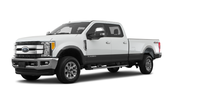 2017 Ford Super Duty F-250 LARIAT | Photo 6 | Oxford White/Magnetic