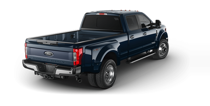 2017 Ford Super Duty F-450 LARIAT | Photo 5 | Blue Jeans Metallic