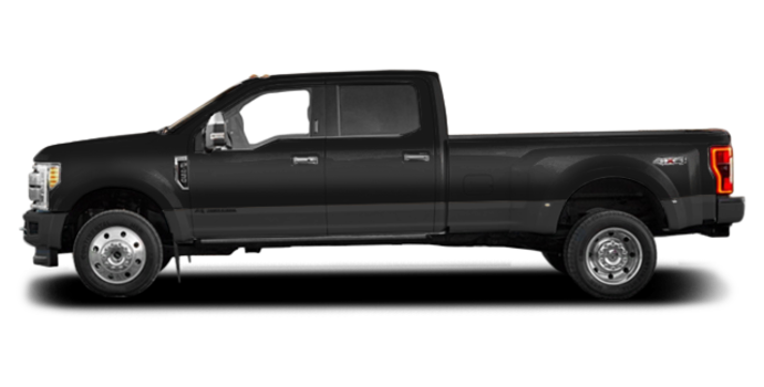 2017 Ford Super Duty F-450 LARIAT | Photo 4 | Shadow Black/Magnetic