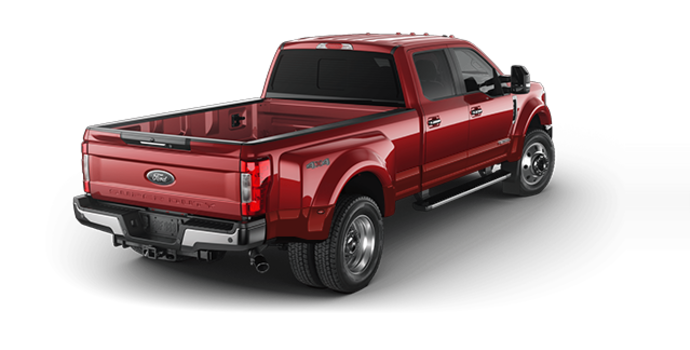 2017 Ford Super Duty F-450 LARIAT | Photo 5 | Ruby Red