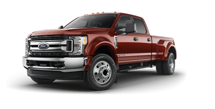 2017 Ford Super Duty F-450 XLT | Photo 6 | Bronze Fire