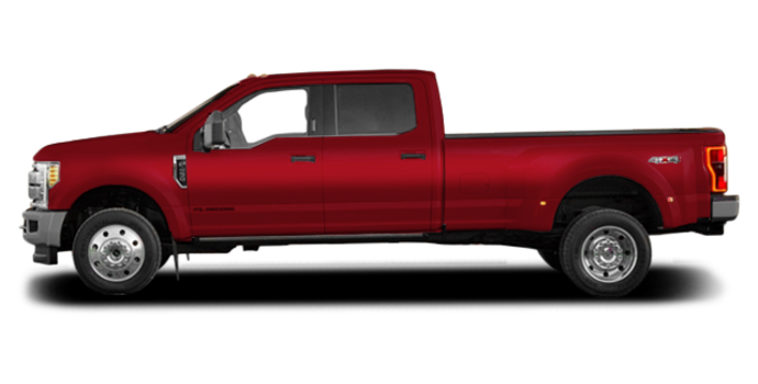 2017 Ford Super Duty F-450 XLT | Photo 4 | Ruby Red