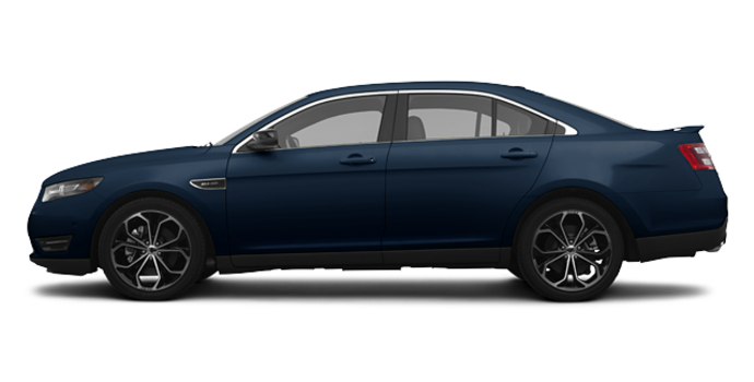 2017 Ford Taurus SHO | Photo 4 | Blue Jeans Metallic