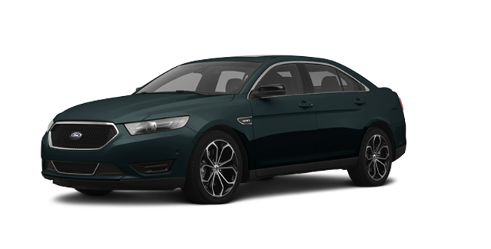 2017 Ford Taurus SHO | Photo 6 | Smoked Quartz Metallic