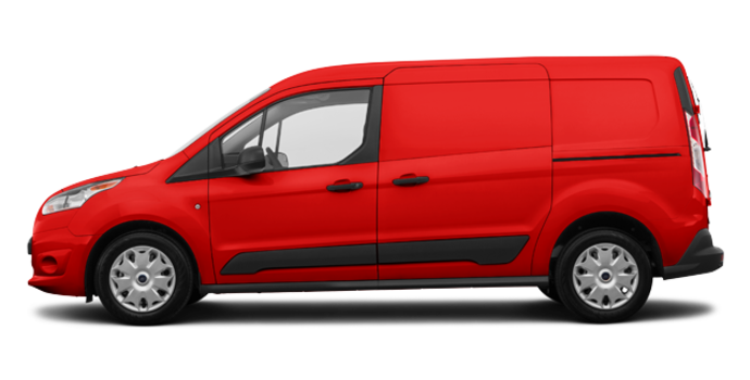 2017 Ford Transit Connect XLT VAN | Photo 4 | Race Red