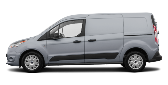 2017 Ford Transit Connect XLT VAN | Photo 4 | Silver