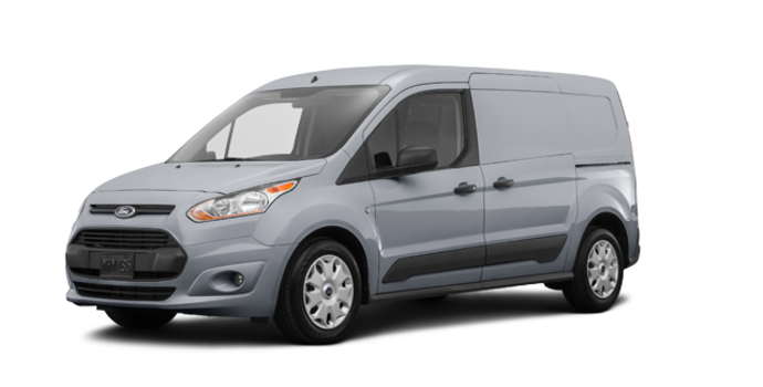 2017 Ford Transit Connect XLT VAN | Photo 6 | Silver