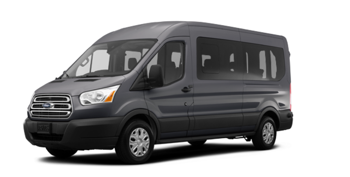 2017 Ford Transit WAGON XLT | Photo 6 | Magnetic Metallic
