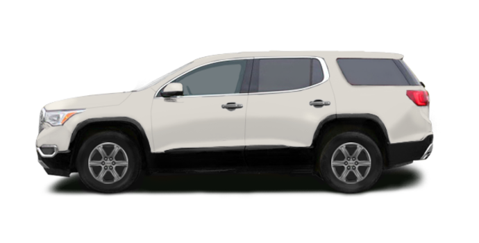 2017 GMC Acadia SLE-1 | Photo 4 | Sparkling Silver Metallic