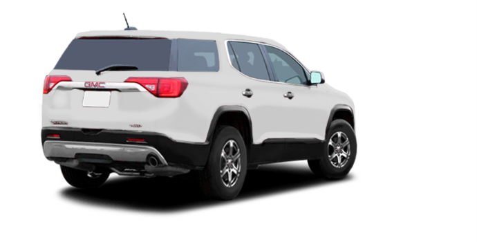 2017 GMC Acadia SLE-1 | Photo 5 | White Frost