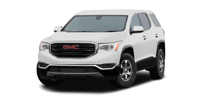 2017 GMC Acadia SLE-1 | Photo 6 | White Frost
