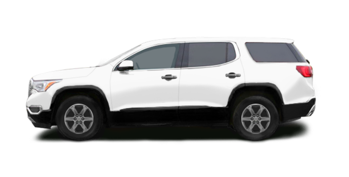 2017 GMC Acadia SLE-1 | Photo 4 | Summit White