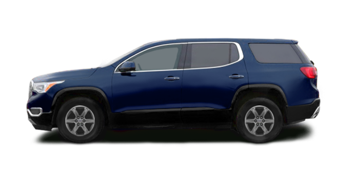 2017 GMC Acadia SLE-1 | Photo 4 | Dark Sapphire Blue Metallic