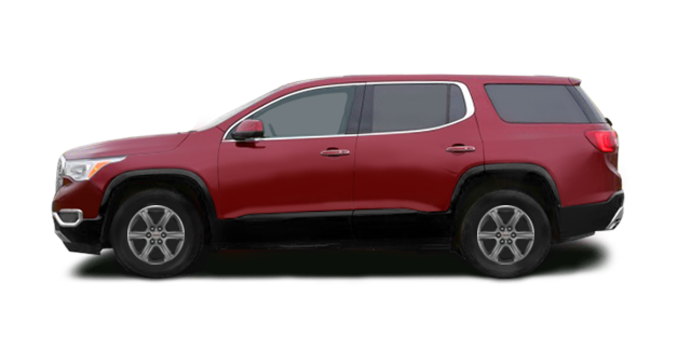 2017 GMC Acadia SLE-1 | Photo 4 | Crimson Red