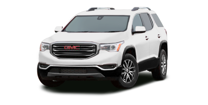 2017 GMC Acadia SLE-2 | Photo 6 | Summit White