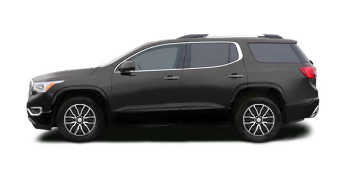 2017 GMC Acadia SLE-2 | Photo 4 | Iridium Metallic