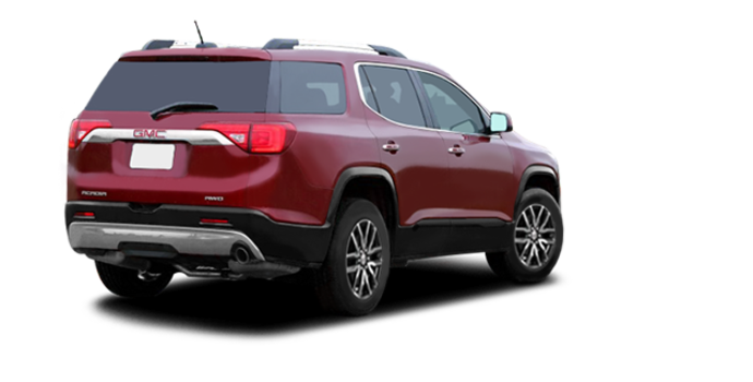 2017 GMC Acadia SLE-2 | Photo 5 | Crimson Red