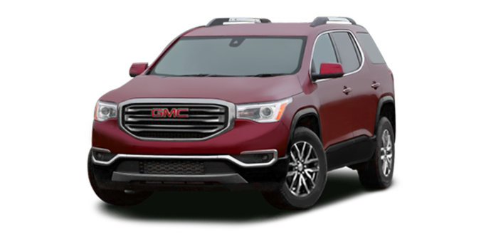 2017 GMC Acadia SLE-2 | Photo 6 | Crimson Red