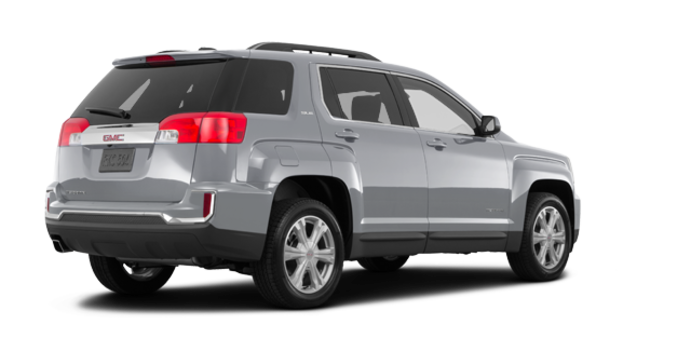 2017 GMC Terrain SLE-2 | Photo 5 | Quicksilver Metallic