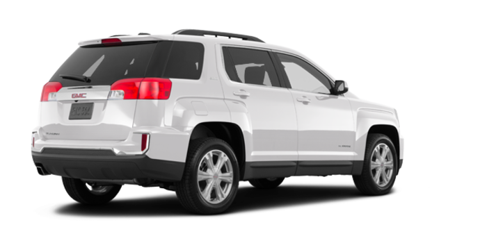 2017 GMC Terrain SLE-2 | Photo 5 | Summit White