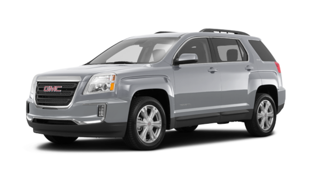2017 GMC Terrain SLE-2 | Photo 6 | Quicksilver Metallic