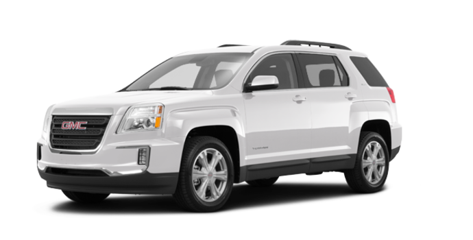 2017 GMC Terrain SLE-2 | Photo 6 | Summit White