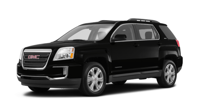 2017 GMC Terrain SLE-2 | Photo 6 | Ebony Twilight Metallic