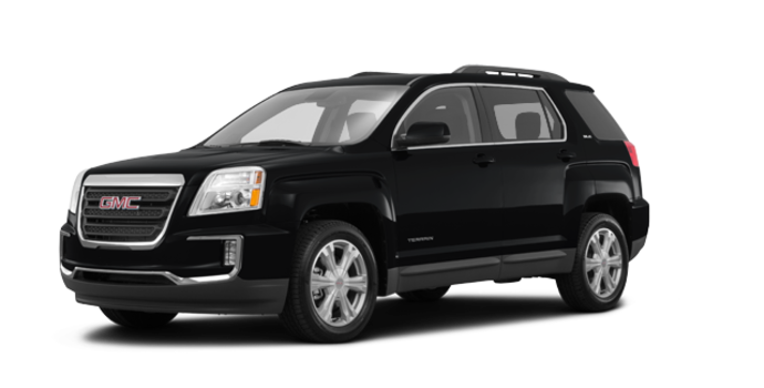 2017 GMC Terrain SLE-2 | Photo 6 | Onyx Black