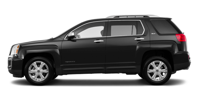 2017 GMC Terrain SLT | Photo 4 | Graphite Grey Metallic