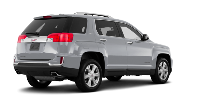 2017 GMC Terrain SLT | Photo 5 | Quicksilver Metallic