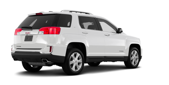 2017 GMC Terrain SLT | Photo 5 | Summit White
