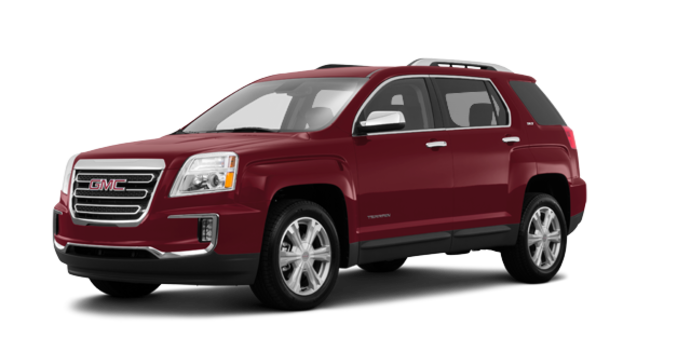 2017 GMC Terrain SLT | Photo 6 | Crimson Red Tintcoat