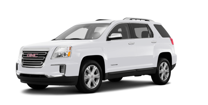 2017 GMC Terrain SLT | Photo 6 | White Frost
