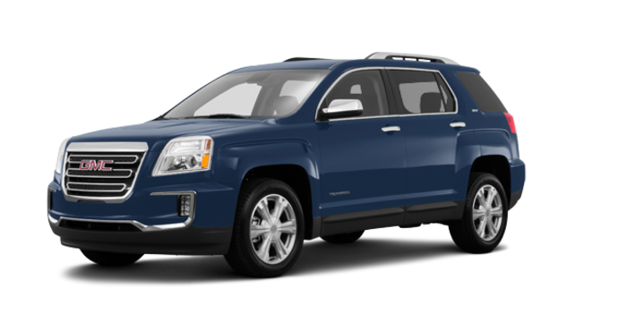 2017 GMC Terrain SLT | Photo 6 | Slate Blue Metallic
