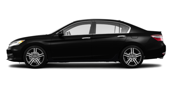 2017 Honda Accord Sedan TOURING V-6 | Photo 4 | Crystal Black Pearl