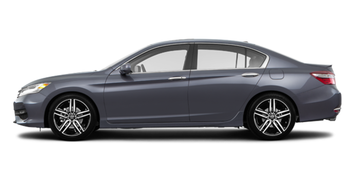 2017 Honda Accord Sedan TOURING V-6 | Photo 4 | Modern Steel Metallic