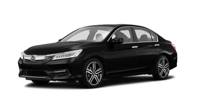 2017 Honda Accord Sedan TOURING V-6 | Photo 6 | Crystal Black Pearl