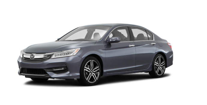 2017 Honda Accord Sedan TOURING V-6 | Photo 6 | Modern Steel Metallic