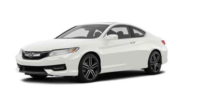2017 Honda Accord Coupe TOURING V6 | Photo 6 | White Orchid Pearl