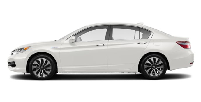 2017 Honda Accord Hybrid | Photo 4 | White Orchid Pearl