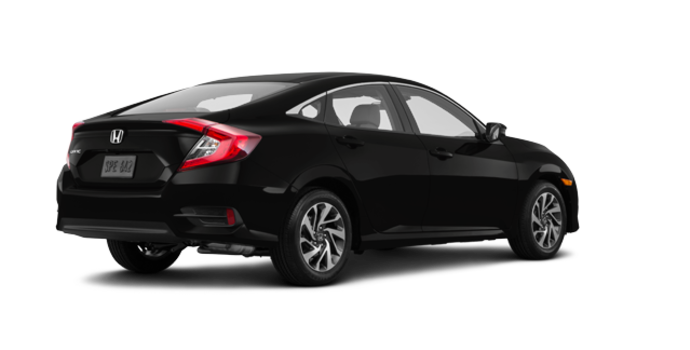 2017 Honda Civic Sedan EX | Photo 5 | Crystal Black Pearl
