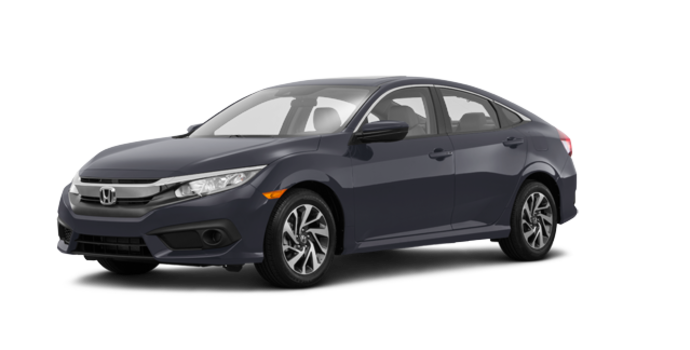 2017 Honda Civic Sedan EX | Photo 6 | Modern Steel Metallic