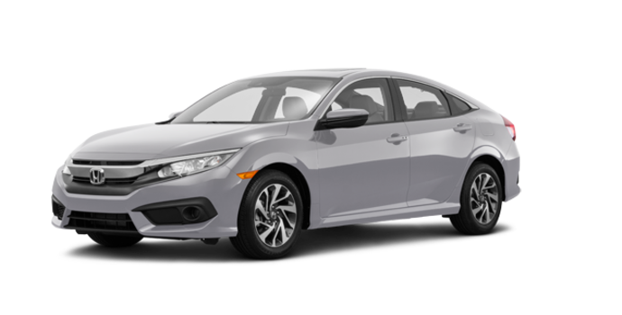 2017 Honda Civic Sedan EX | Photo 6 | Lunar Silver Metallic