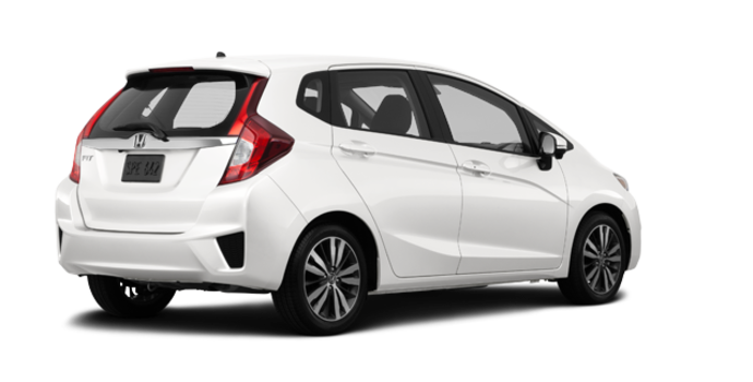 2017 Honda Fit EX-L NAVI | Photo 5 | White Orchid Pearl