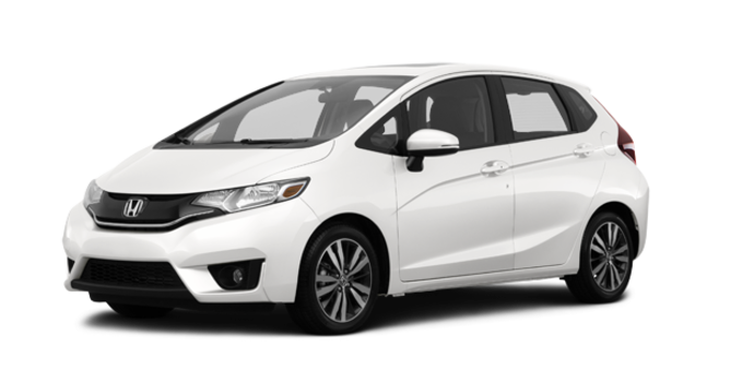 2017 Honda Fit EX-L NAVI | Photo 6 | White Orchid Pearl