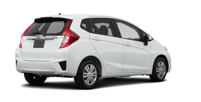2017 Honda Fit LX | Photo 5 | White Orchid Pearl