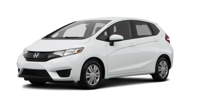 2017 Honda Fit LX | Photo 6 | White Orchid Pearl