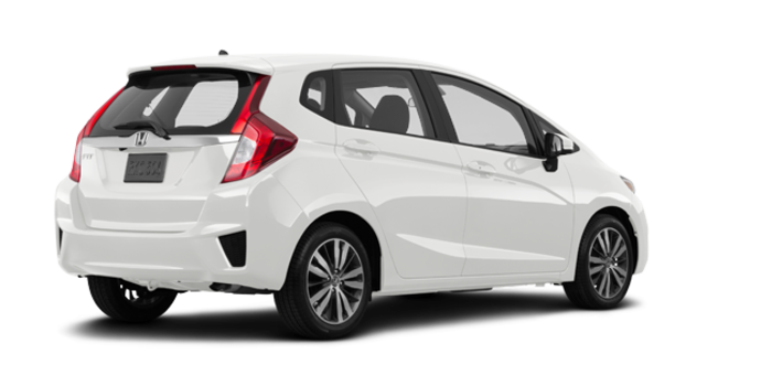 2017 Honda Fit SE | Photo 5 | White Orchid Pearl