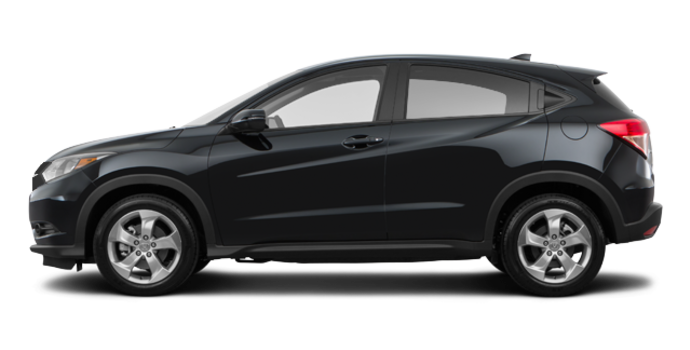 2017 Honda HR-V EX-2WD | Photo 4 | Crystal Black Pearl
